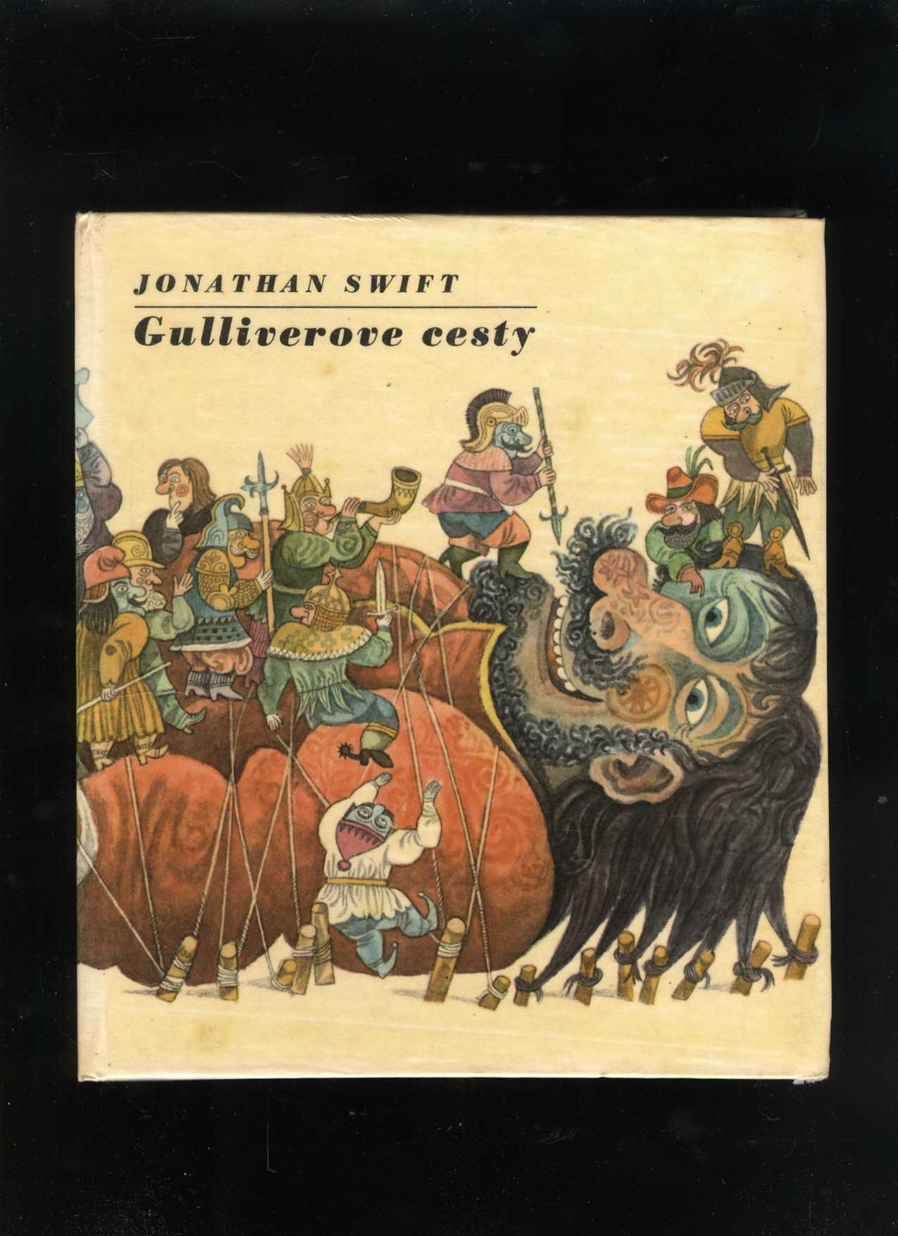 Gulliverove cesty (Jonathan Swift)